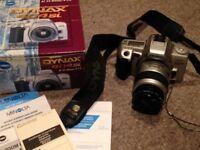 MINOLTA DYNAX 404si AF35-80mm/4-5.6