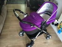 Silver Cross Wayfarer Pram/Buggy/Car Seat