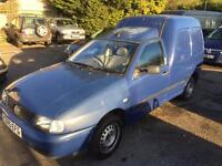 Volkswagen caddy 1.9 + 1 year MOT + runs and drives