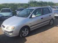 2005 MITSUBISHI SPACE STAR NICE DRIVING FAMILY CAR IN SILVER ALLOS MOT ANYTRIAL WELCOME