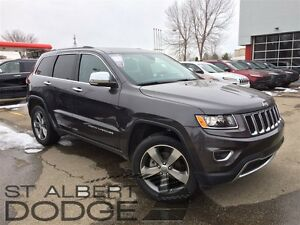 2016 Jeep Grand Cherokee LIMITED   4X4   POWER LIFT   BACKUP CAM