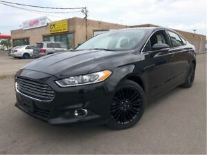 2014 Ford Fusion SE NAVIGATION LEATHER MOONROOF