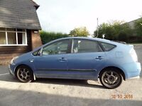 Prius T Spirit, 2006 Model, 5 door, Hatchback, FULL SERVICE HISTORY, Only 2 owners, MOT until May 17