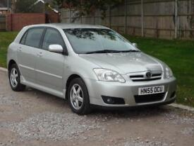 Toyota Corolla T3 Colour Collection VVT-I 5dr (silver) 2005