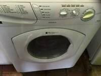 Hotpoint washer dryer