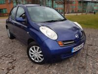 Nissan Micra 5doors;Automatic;Full serviced;A lot of bills;2 keys;Very clean!