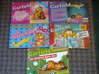 Garfield Vintage 1986 Books
