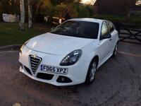 2016 Alfa Romeo Giulietta 1.4 TB MultiAir Sprint 1 year mot Low Mileage 15000 Cat C