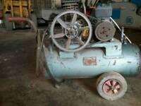 50l Clarke compressor