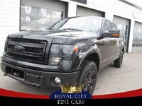 2013 Ford F-150 SPORT Ecoboost Navigation leather sony sync 20 i