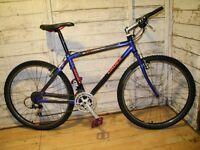 retro giant cadex CFM 3 carbon fibre mountain bike