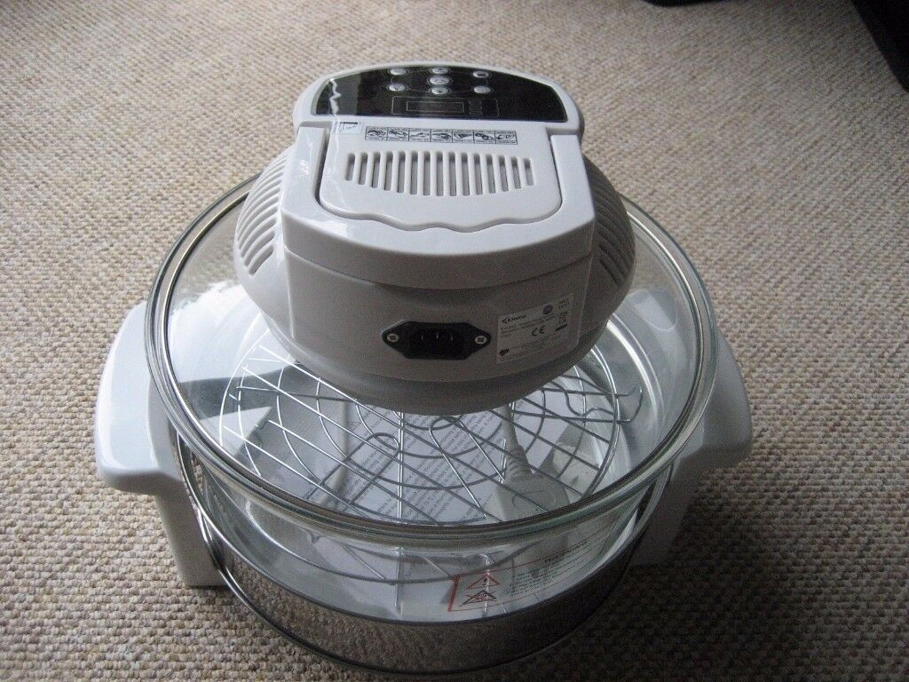DELTA DIGITAL HALOGEN OVEN.
