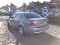 3 MONTHS FREE WARRANTY- AUTOMATIC BMW 325 HALF LEATHER MOT SEP 18