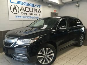 2014 Acura MDX NAVI | OFFLEASE | ONLY76000KMS | 90%TREAD | 1OWNE