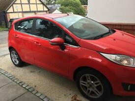 Ford Fiesta, 1.0 EcoBoost, 5dr, Manual, Petrol