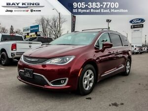 2017 Chrysler Pacifica L PLUS, BACKUP CAM, BLINDSPOT MONITOR, RM
