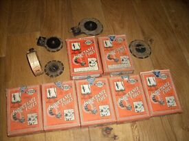 New/Old Stock Vintage Radio Inductance Coils