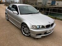 ***2004 BMW 330 CD M SPORT COUPE AUTO 204 BHP *