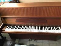 Eisenberg upright piano