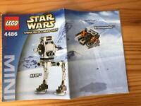 Lego Star Wars 4486 Mini set, Complete