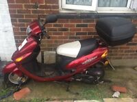 Brand new motor scooter for sale