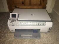 Printer Scanner Copier (A4) HP Photosmart C5180 All-in-one
