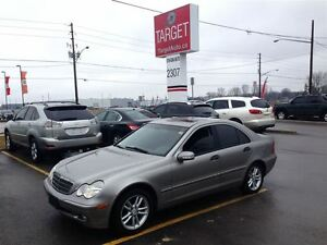 2004 Mercedes-Benz C240 4MATIC SPORTY VERY SMOOTH !!!!!!!!! London Ontario image 1