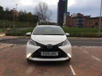 Toyota aygo 2015 free road tax