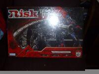 risk transformers board game brand new