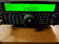 KENWOOD TS-590S Transceiver - VG condition with original box + Manuals