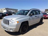 2007 Jeep Compass SUV, FINANCING AVAIL,*AIR CONDITIONING**MANUAL
