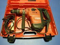 HILTI TE 60-ATC-AVR COMBI HAMMER DRILL
