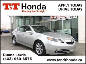 2013 Acura TL **C/S**Tech Pkg *No Accidents, One Owner, NAVI