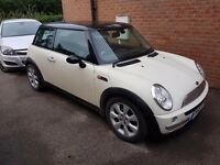 Mini cooper 1.6 2006 full mot