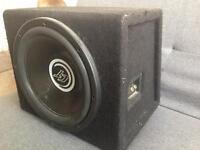 CT SOUNDS car audio Subwoofer