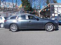 Mazda6 2.2 TD SKYACTIV-D SE-L Tourer 5dr ECONOMICAL ESTATE