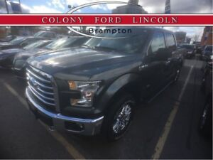 2017 Ford F-150 FORD CERT, LOW % RATES & EXTRA WARRANTY!