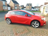 Vauxhall Astra gtc mint condition