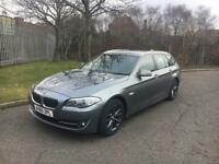 2011/60 BMW 520D✅SE TOURER✅MINT CAR✅FULL LEATHER✅CHEAPEST IN UK