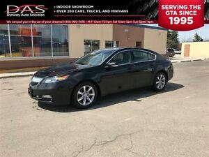 2013 Acura TL Technology Package/Navigation/Sunroof/Leather