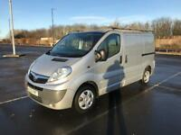 2009 59 plate Vauxhall Vivaro 115 sportive, NO VAT, Buy it from only £28 per week