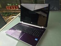 HP Pavilion 15 for sale! One minor scuff, much loved but under used. Open to near offers!