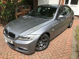 BMW 3 Series 320i M Sport Full Leather Great Condition 55k Miles MOT May 18
