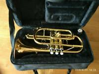 Cornet Yamaha ycr 4330g made in Japan