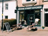 Restaurant manager, Bridge street Kitchen ...up to £24,000 per annum dependant on experience