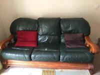 Job lot - sofa, tv, printer, table, car seat