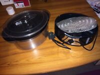Food steamer- practically NEW