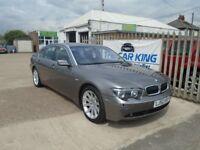 BMW 7 SERIES 4.4 745Li LWB 4dr Auto (grey) 2002