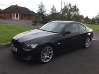 2010 BMW 320D SE COUPE P/EX WELCOME