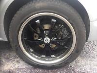 VW AMORAK alloy wheels
